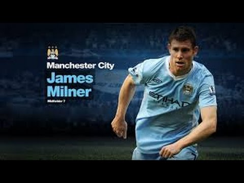 ★James Milner★||Skills & Goals || Season 2013-14