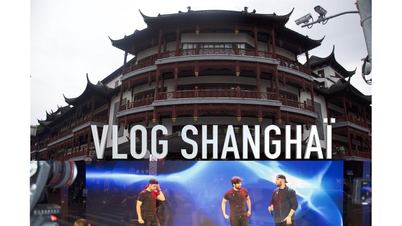Berywam // Shanghaï Trip - Vlog #1
