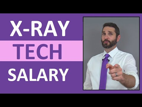 X-Ray Tech Salary | How Much Money does Radiologic Technologist Make?