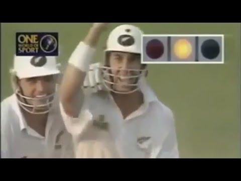 KIWI LEGEND!! Martin Crowe's Last Odi Hundred vs India | Jamshedpur, 1995
