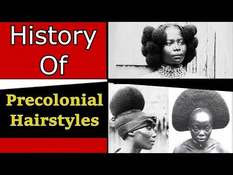 History of West African Precolonial Hairstyles