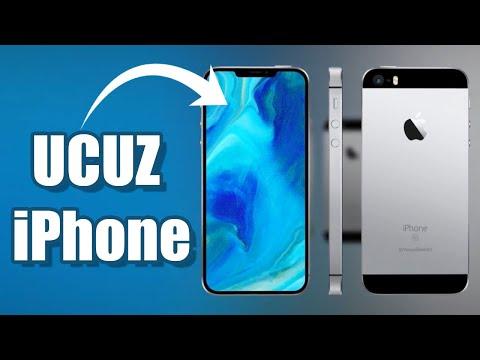 Çok Konuşulan UCUZ iPhone'un Görüntüleri Meydana Çıktı! (Apple Batıyor mu?)