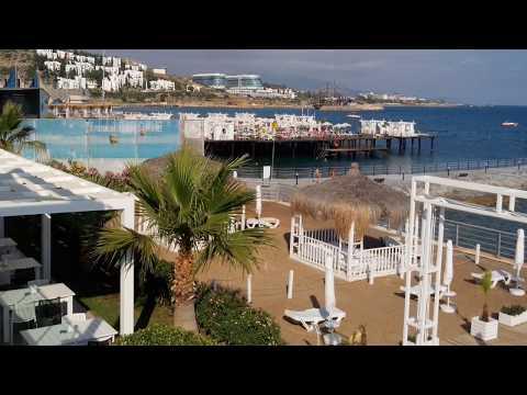 White City Turkey Турция Аланья Тюрклер Анталия Turkler Antalia Средиземное море побережье отель sea