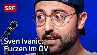 Sven Ivanic: Mein Onkel spricht wie Petkovic | Comedy Talent Show mit Lisa Christ | SRF Comedy
