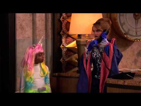 Jessie - O Fantasma da Abigail   Disney Channel Brasil
