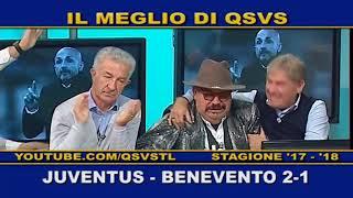 QSVS - I GOL DI JUVENTUS - BENEVENTO 2-1 TELELOMBARDIA / TOP CALCIO 24