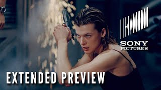 RESIDENT EVIL (2002) – Extended Preview