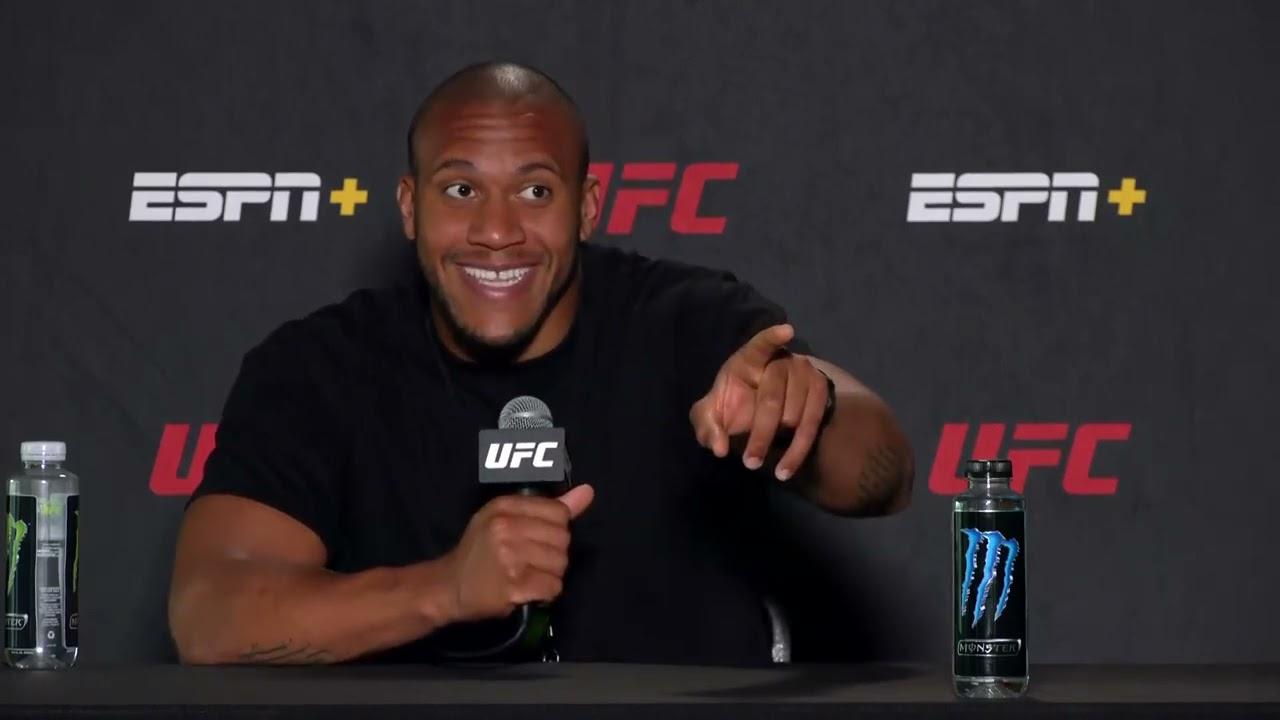 Ciryl Gane is Looking to Prove Himself Against Alexander Volkov | UFC Vegas 30