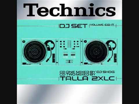 Technics DJ Set Volume Eight - CD1 Mixed By DJ Shog