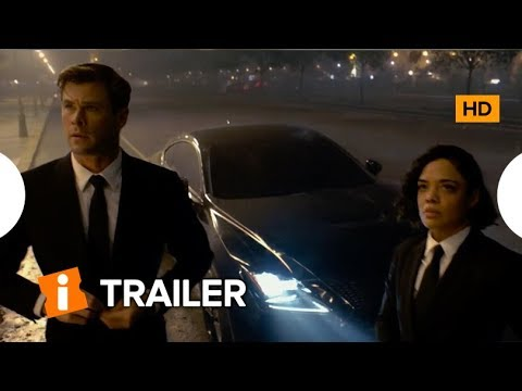 MIB  -  Homens de Preto - Internacional | Trailer Legendado