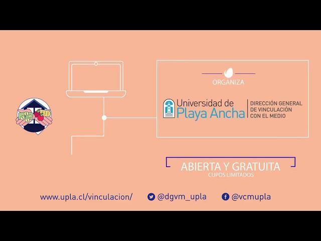 Ciclo de charlas virtuales #Quédateencasa: