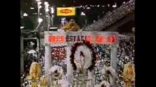 Estácio de Sá 1992 - Paulicéia Desvairada