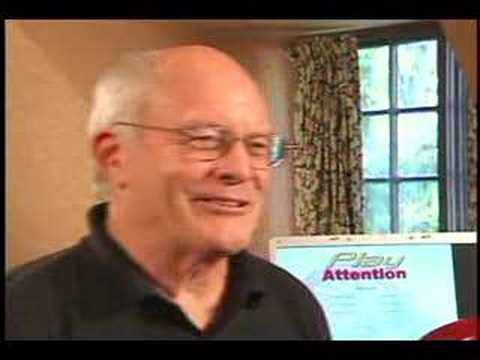 Actor Max Gail & Play Attention