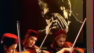 Alain BASHUNG - La Nuit Je Mens - NPA LIVE 1998