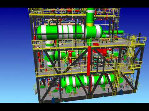 Offshore TEG Regeneration Package