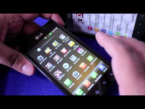 LG Optimus 3D MAX Review