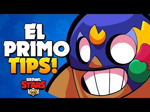 How to use EL PRIMO - Best Brawl Ball Tips for Beginners | Brawl Stars