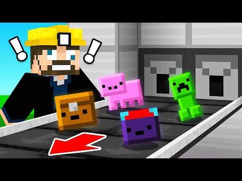 Meet My NEW PETS! (Minecraft Crazy Craft)