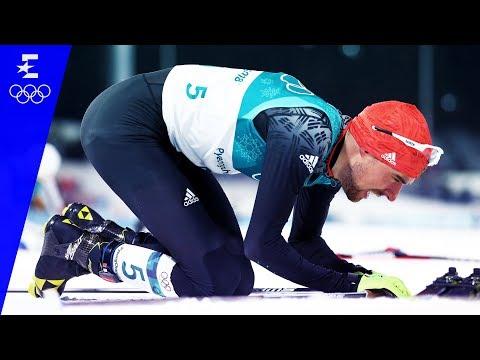 Nordic Combined | Individual Gundersen LH/10km Highlights | Pyeongchang 2018 | Eurosport