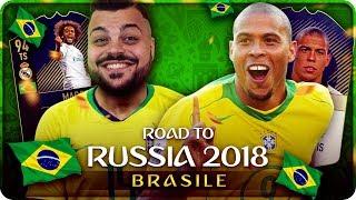 ROAD TO RUSSIA MONDIALI 2018 : BRASILE ! [FIFA 18] #9