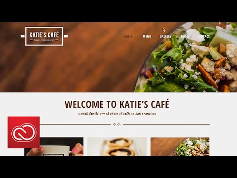 How To Make Minor Edits To Live Sites In Adobe Muse | Adobe Creative Cloud