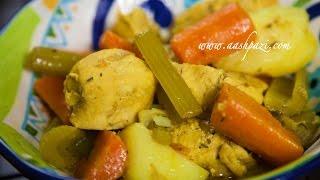 Chicken Stew Recipe (4k, Ultrahd)