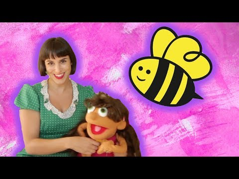 Here is the Beehive | Kids Learning Song | Sweetly Spun Music with Peanut