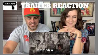 Doosra - India's Other Freedom Struggle | Official Trailer Reaction | Abhinay Deo