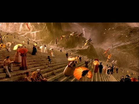 Robin Williams Heaven clip What Dreams May Come