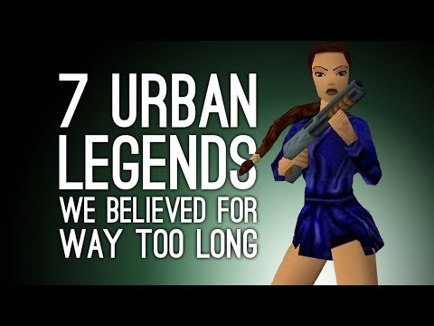 7 Urban Legends We Believed for Way Too Long