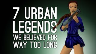 7 Urban Legends We Believed for Way Too Long