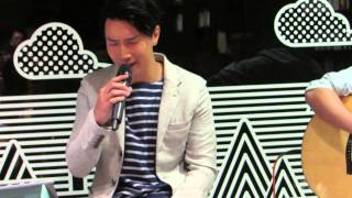 陳柏宇 - 回眸一笑@Jason Chan Escape Eslite Live Session 2015.07.10