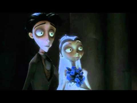 Corpse Bride Butterfly Scene