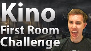 Kino Der Toten: First Room Challenge (Black Ops Zombies)
