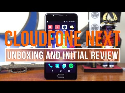 CloudFone Next Unboxing and Initial Review | Gaming Performance | Battery