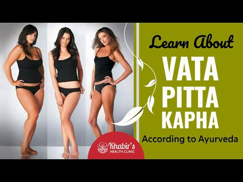 Learn What is your Body-type [Ayurvedic Dosha] to Balance your Constitution - Khabir Southwick
