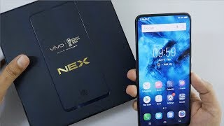 Vivo NEX FullView Screen with Popup Camera Unboxing & Overview