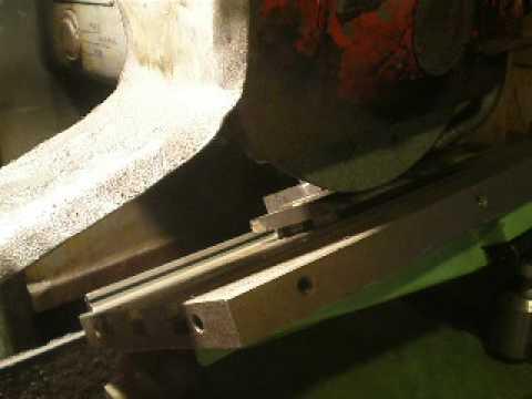 chipper blade sharpening machine