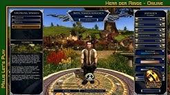Herr der Ringe - Online #01 Charaktererstellung [german / deutsch / gameplay]