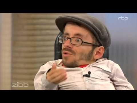 Raul Krauthausen im Interview bei zibb im rbb vom 9. Juli 2014
