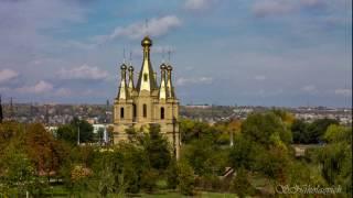 Осень в Алчевске