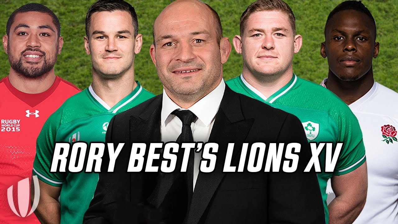Rory Best and Scott Quinnell pick their British and Irish Lions starters
