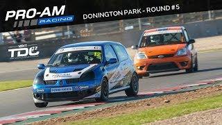 TDC Rnd 5 - Donington Nat | Race | Renault Clio 182 | 21.09.19 (Onboard)