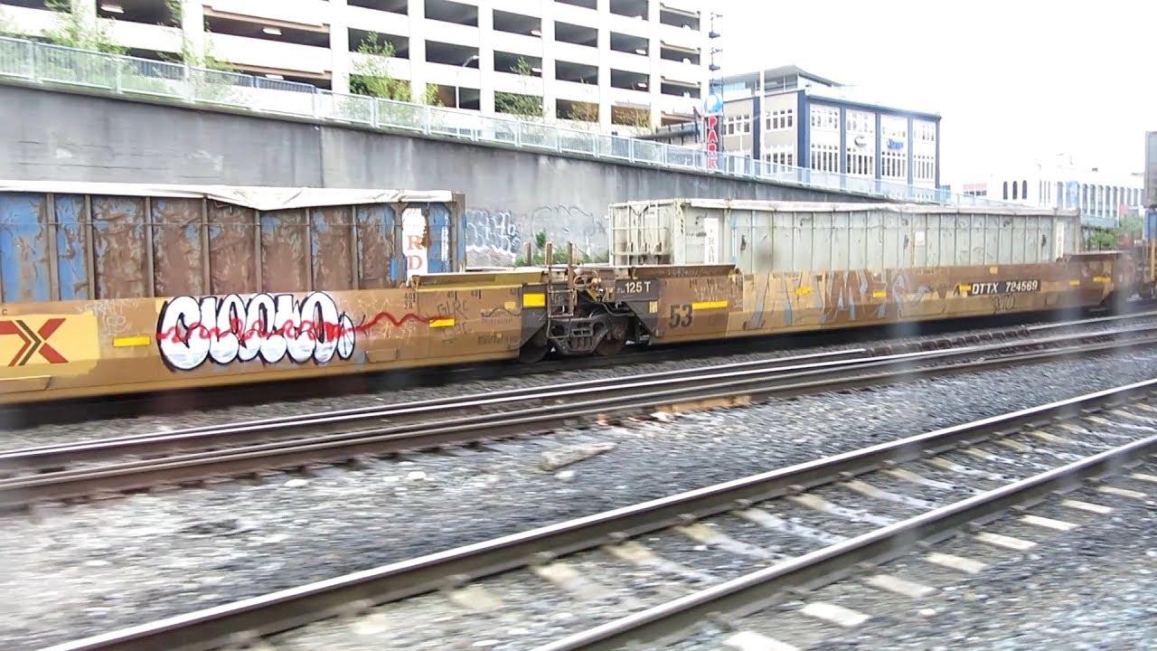 Tacoma To Seattle >> Amtrak Cascades Ride From Tacoma To Seattle Wa