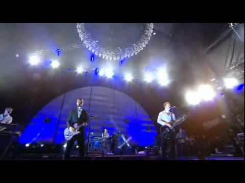White Lies @Glastonbury - Bigger Than Us