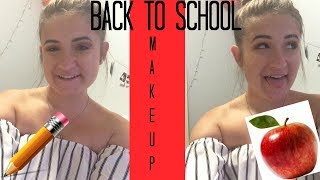 Back To School Drugstore Makeup Tutorial 2017 // Camsglam