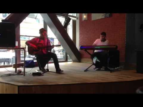 Bring It On Home. Performed by Tony Morley Duo.