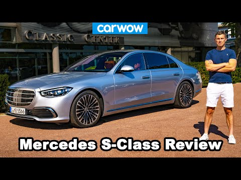 Mercedes S-Class 2021 review - the best car EVER? - carwow
