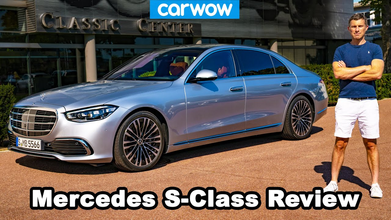 Mercedes S Class 12 review   the best car EVER