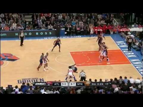 Jeremy Lin 17pts 9asts vs Atlanta Hawks 11/12 NBA *Next game vs Miami Heat